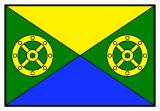 Vlajka obce Předmíř