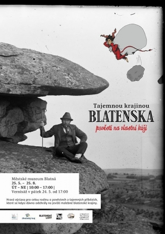 Tajemnou krajinou Blatenska