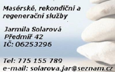 Jarmila Solarová
